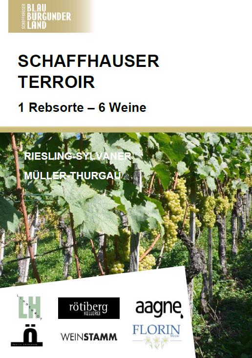 Schaffhauser Terroir-Paket Müller-Thurgau